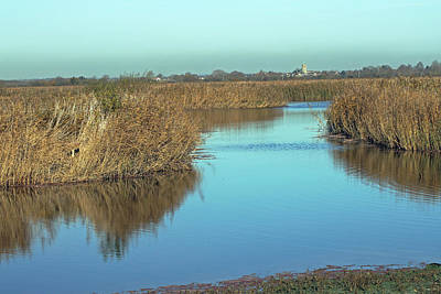 Photograph - Otmoor Nature Reserve by Tony Murtagh