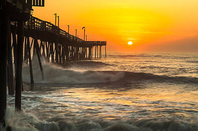 Photograph - Outer Banks Sunrise by Dustin Ahrens