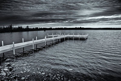 Art Print featuring the photograph Overcast by Greg Jackson