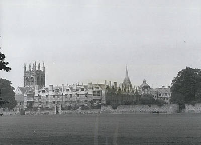 Oxford University, England Art Print by Retro Images Archive