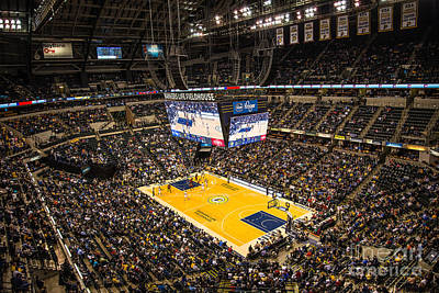 Photograph - Pacers Indiana by David Haskett