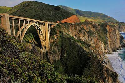 Photograph - Pacific Coast Highway by Benjamin Yeager