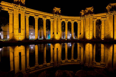 Photograph - Palace Of Fine Arts by James Hammond