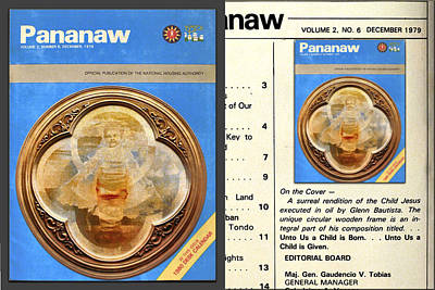 Photograph - Pananaw 1979 by Glenn Bautista