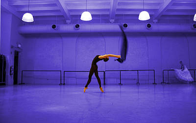 Dance Photograph - Passion For Dance  by Wendy Potocki