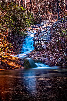 Photograph - Peavine Creek by Andy Crawford