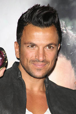 Photograph - Peter Andre 2 by Jez C Self