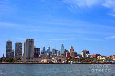 Photograph - Philadelphia by Olivier Le Queinec