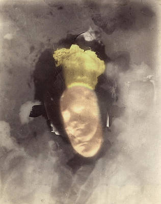Mental Process Photograph - Photograph Of A Thought, C. 1894 by Science Source