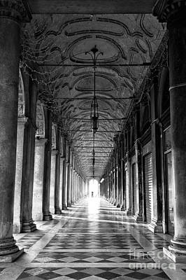 Photograph - Photographing Venice by John Rizzuto