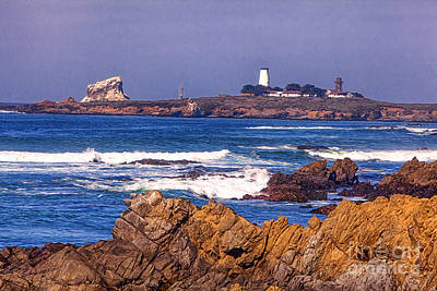 Photograph - Piedras Blancas Lighthouse by David Millenheft