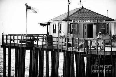 Photograph - Pier View by John Rizzuto