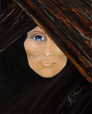 Painting - Piercing The Veil  by Yolanda Raker