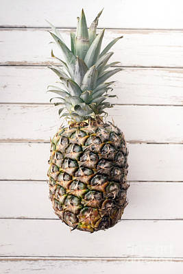 Fruits Wall Art - Photograph - Pineapple by Viktor Pravdica