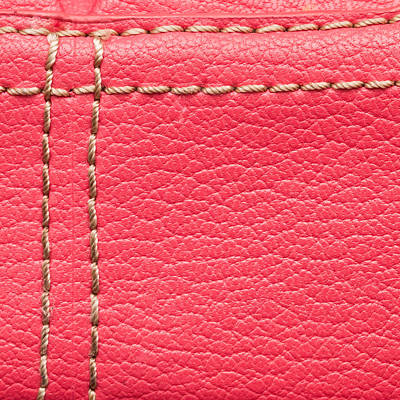 Royalty-Free and Rights-Managed Images - Pink leather by Tom Gowanlock