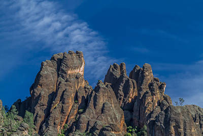 Photograph - Pinnacles National Monument by Roger Mullenhour