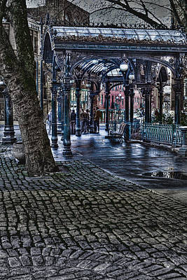 Photograph - Pioneer Square Pergola II by David Patterson
