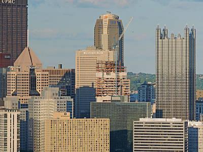 Pasta Al Dente - Pittsburgh Skyline by Cityscape Photography
