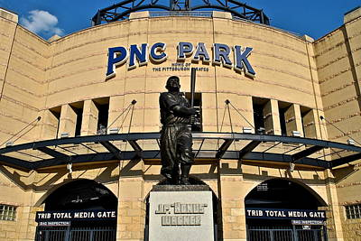 Photograph - Pnc Park by Frozen in Time Fine Art Photography