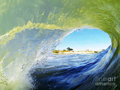 Point Of View Art Print by Paul Topp