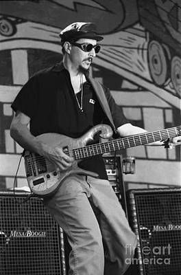Primus - Les Claypool Art Print by Concert Photos