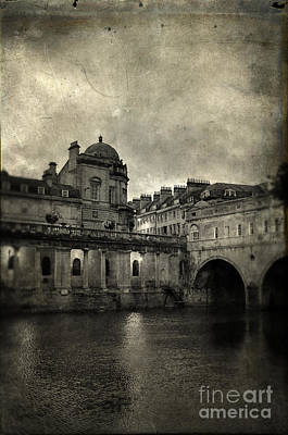 Photograph - Pulteney Bridge by Jill Battaglia