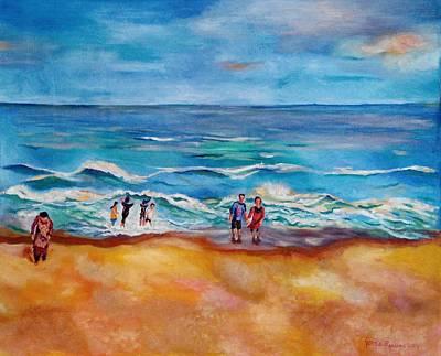Painting - Puri by Geeta Biswas