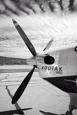 Quest Kodiak Aircraft Art Print