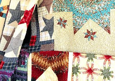 Photograph - Quilts For Sale by Janette Boyd