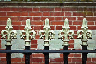 Railings Art Print