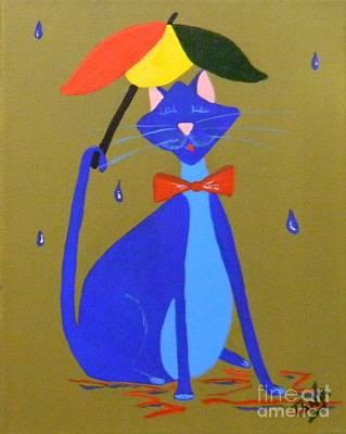 Rain Bow Art Print
