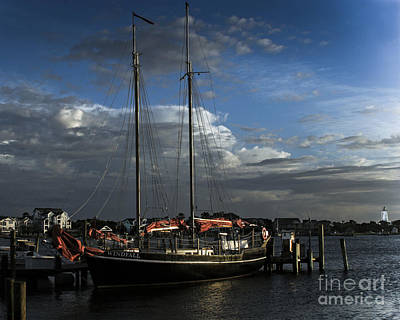 Photograph - Ready To Sail by Ronald Lutz