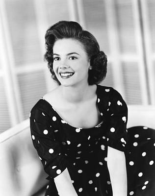 1950s Movies Photograph - Rebel Without A Cause, Natalie Wood by Everett