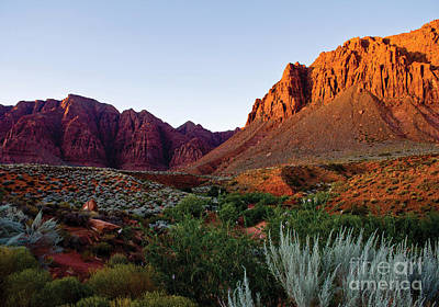 Old West Photograph - Red Rock Glory by Kim Marshall