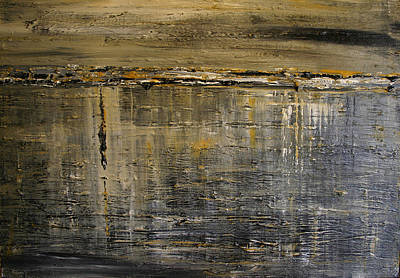 Painting - Reflection Series by Dolores  Deal