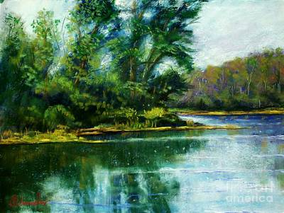 Reflections Art Print by Bruce Schrader