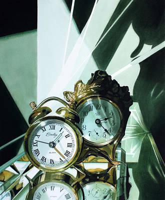 Reflections Art Print by Denny Bond