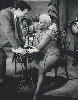 Rehearsing New Negro Musical Comedy Art Print by Retro Images Archive
