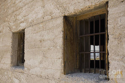 Photograph - Rhyolite Jail by Dan Suzio