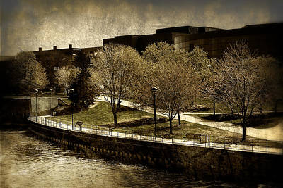 Photograph - Riverside Park by Scott Hovind