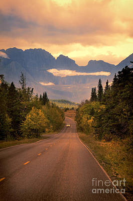 Photograph - Road To The Mountains by Jill Battaglia