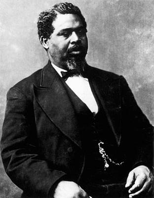 Photograph - Robert Smalls (1839-1915) by Granger