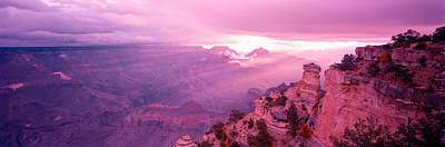 Yaki Photograph - Rock Formations In A National Park by Panoramic Images