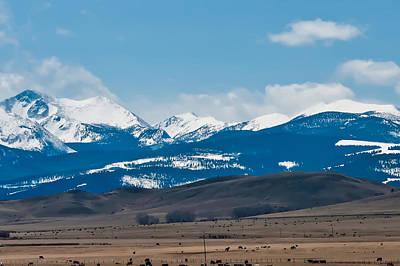 Photograph - Rocky Mountains Road by Alex Grichenko