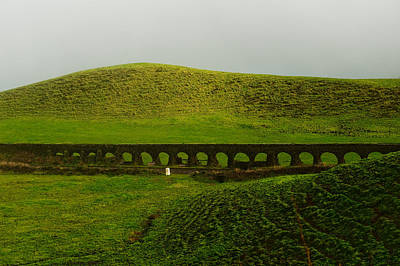 Photograph - Roman Style Aquaduct by Joseph Amaral