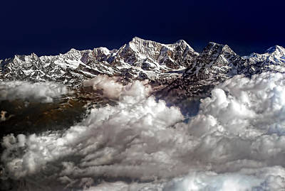 Travel Photograph - Roof Of The World by Steve Harrington