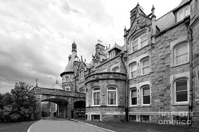 Photograph - Rosemont College Main Building by University Icons