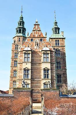 Rosenborg Photograph - Rosenborg Castle In Copenhagen - Denmark by Aleksandar Mijatovic