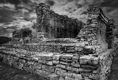 Photograph - Ruin by Julian Cook