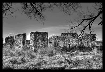 Photograph - Ruins by Michaela Preston